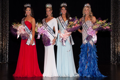 Miss NC & SC United States 2013 Pageant