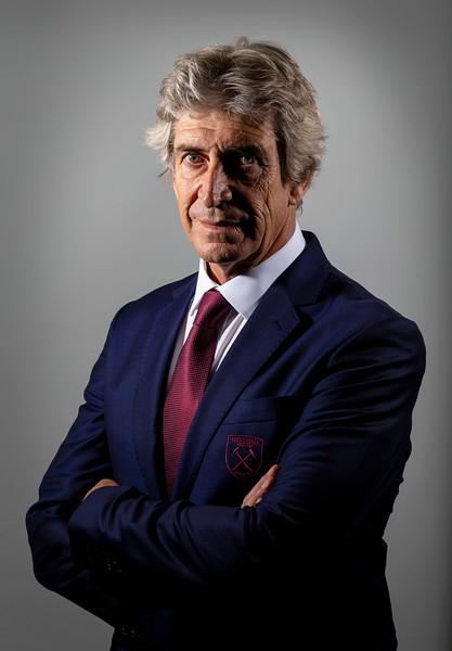 Football - Manuel Pellegrini