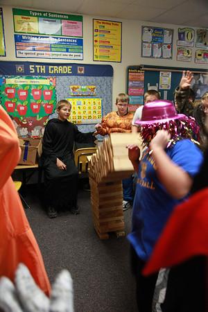 Halloween at KES 2010