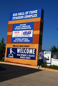 2010 Women's College World Series June 4, 2010