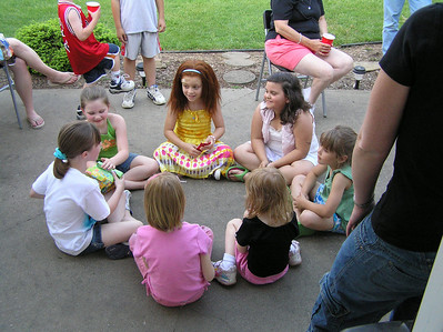 Chloe's Birthday 2007