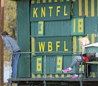 Under 17's - Match 3 - KNTFL v WBFL