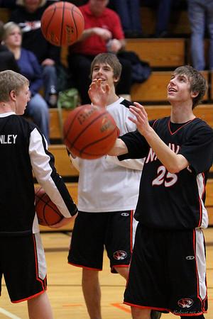 2010 Basketball - Napavine vs Kalama