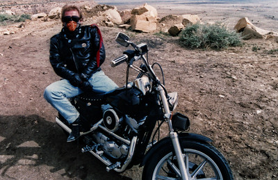 LA Gang 1994 - 95 plus Famous Bikers