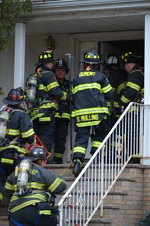 01/01/16 - Dumont, NJ - Working Fire