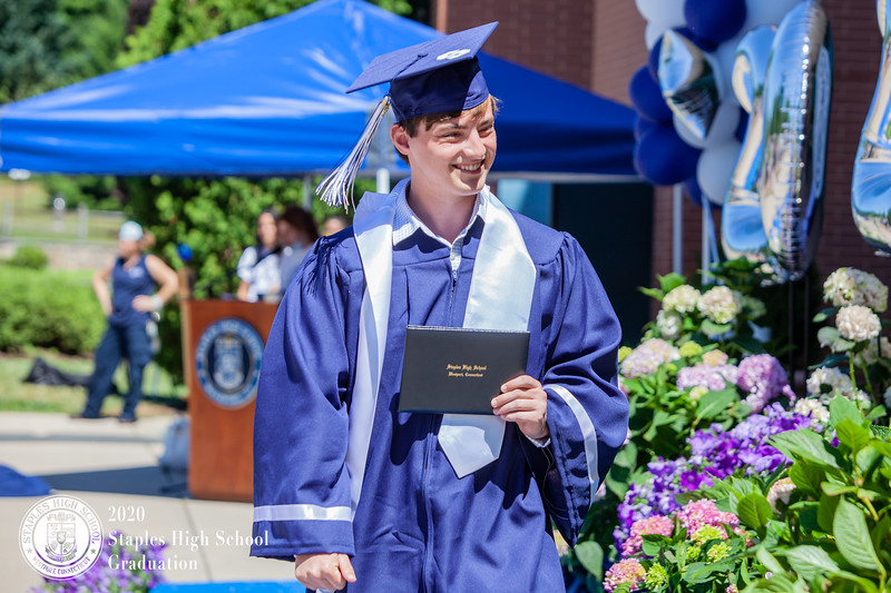 Dylan Goodman Photography - Staples High School Graduation 2020-182.jpg