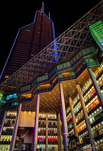 Nanjing Road Nightfall