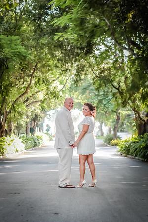 Key West Alley Fest (Wedding)