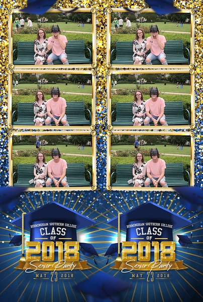 BSC Senior Party 2018