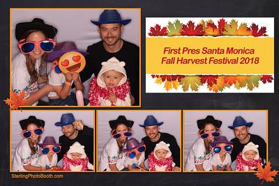 First Pres Santa Monica Fall Harvest Festival
