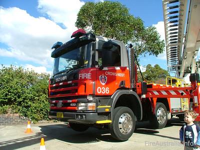 FRNSW - ME208 - Scania - Bronto Ladder Platform