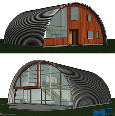 Quonset Drawings
