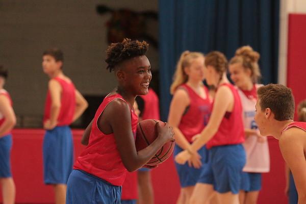 Basketball School - Day 1 - July 11