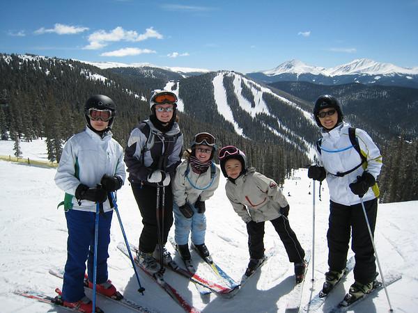 Skiing 2006-2007