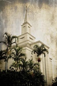 Guayaquil Ecuador LDS Temple Prints
