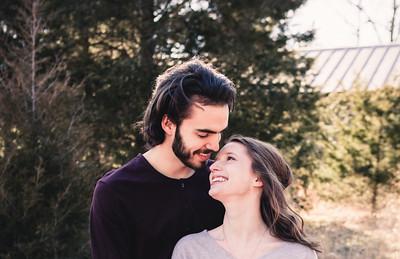 Jacob and Emily Engagement