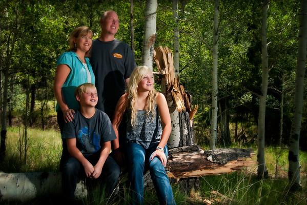 Buller Family Portraits
