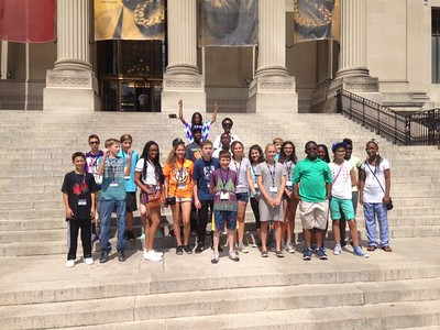 2015 MS Colonial History Trip