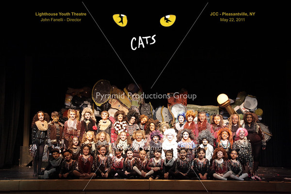 CATS - Red Cast - 5/19/11