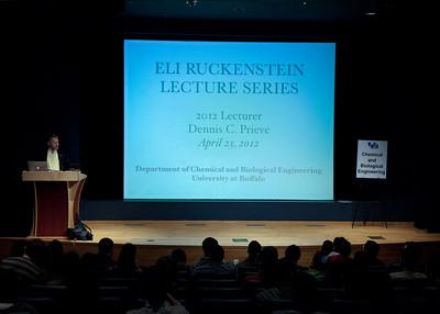 2012 Ruckenstein Lecture