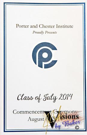 August 2014 Graduation
