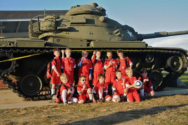 Patriots U9 2010
