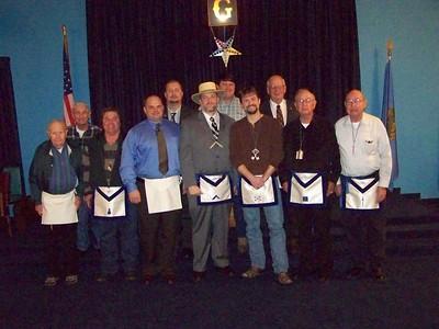 Tulledega #201 2012 Officers