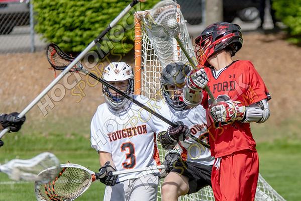 Stoughton-Milford Boys Lacrosse - 05-16-19