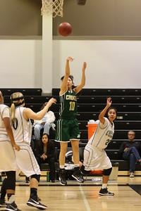 2015 SCC Womens Basketball at Chandler Gilbert 01-31-15