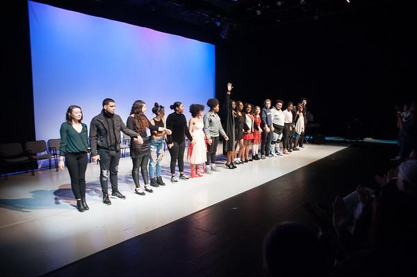 11/16/17 Theater Department Freshmen & Transfers Student Showcase