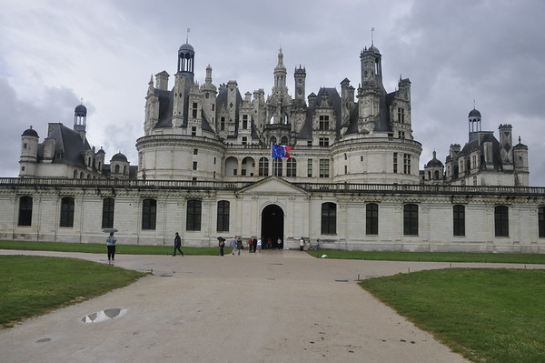 Chateau de Chambord, May 2016
