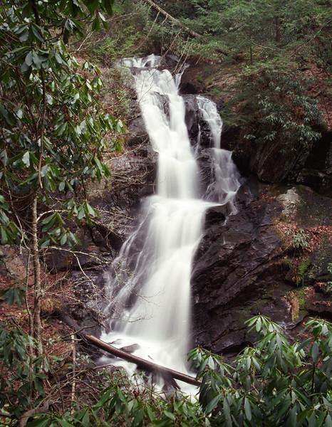 Falls on Litttle Rock Creek