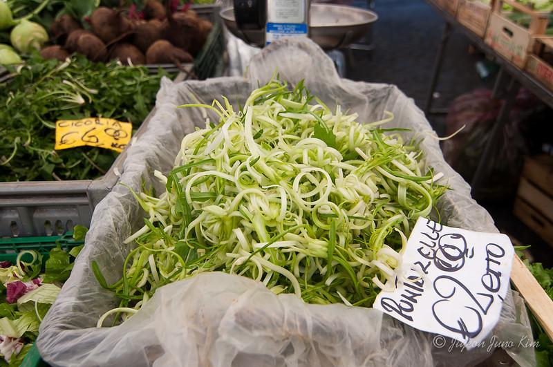 Puntarelle – Roma's favourite vegetable