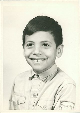 Jerry's School Pictures