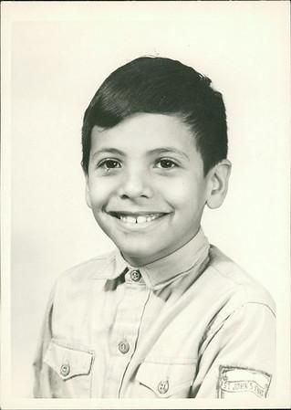 Jerry's School Pictures