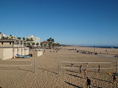 Santa Monica and Venice 2009