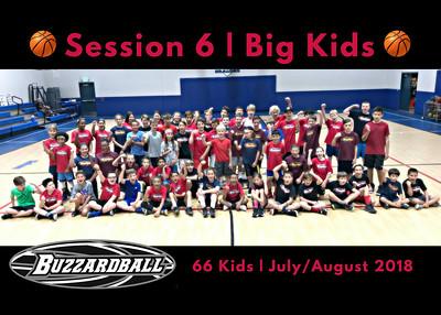SESSION 6 | Big Kids | 66 Campers