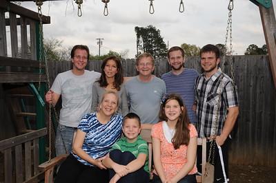 3-18-2012 Kenny Sterie 21st Birthday