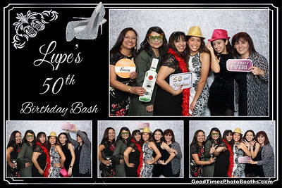 Lupe's  50th
