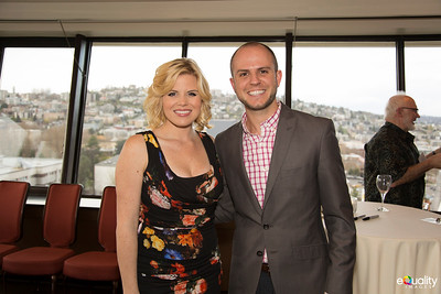 Reception with Megan Hilty 2014