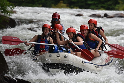 Ocoee Rafting 2016