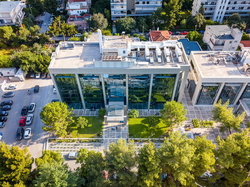 OFFICE BUILDINGS COMPLEX, Chalandri