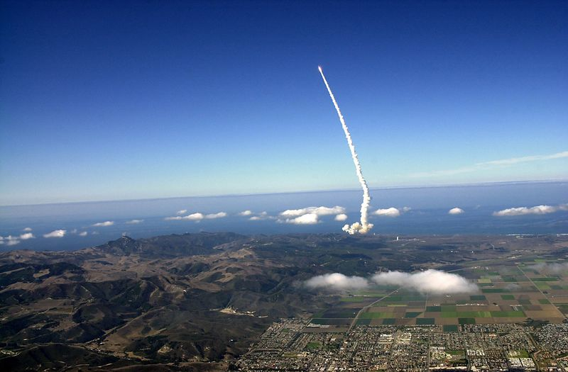 Taken with my spare Nikon D1 by Alan Surgi from a Cessna at an altitude of 5000 feet.