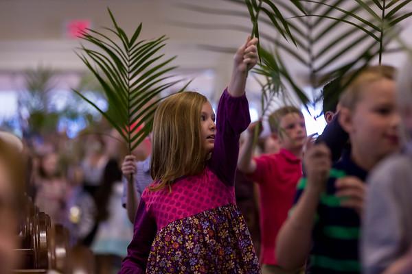 4/9/2017 11:00 Trad Palm Sunday