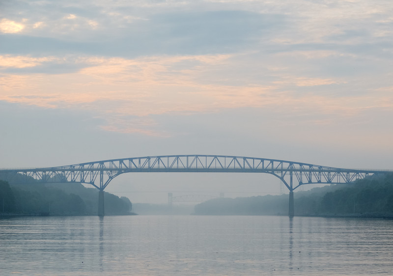 Summit Bridge and Conrail Lift Bridge