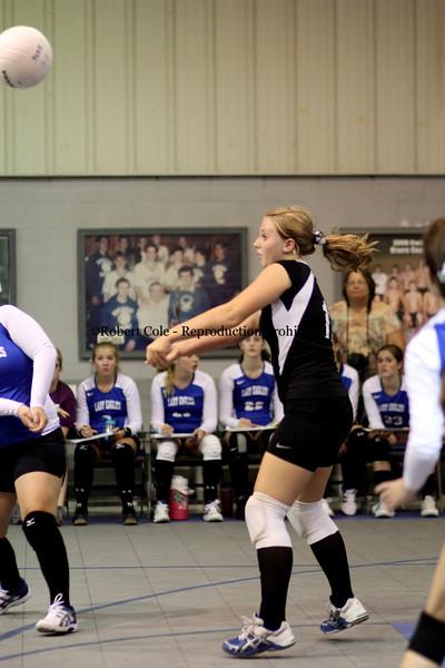 2012-13 Newberry Academy Volleyball