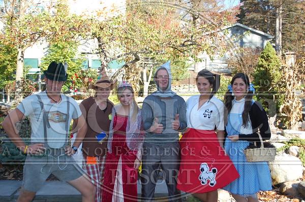 October 26 - Halloween Party