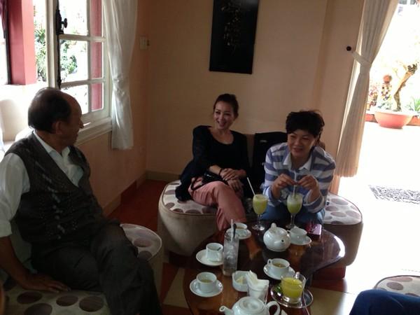Thầy Phạm Văn An, Trần Thị Thu Cúc, Nguyễn Thị Thành