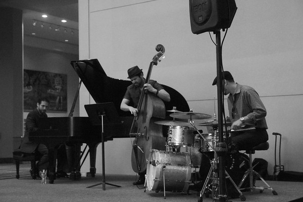 20120404 A Little Day Music with Jose-Miguel Yamal Trio