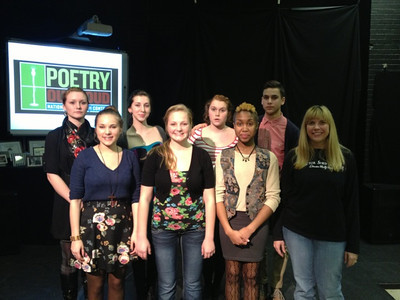 Jakia Poetry Out Loud 2012 & 2013